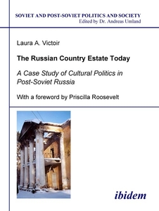 The Russian Country Estate Today | Dodax.at