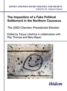 The Imposition of a Fake Political Settlement in the Northern Caucasus   Dodax.ch
