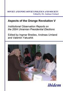 Institutional Observation Reports on the 2004 Ukrainian Presidential Elections | Dodax.at