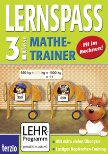 LERNSPASS Mathe-Trainer 3. Klasse | Dodax.nl
