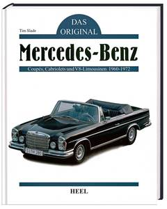 Mercedes-Benz Coupes, Cabriolets und V8-Limousinen 1960-1972 | Dodax.at