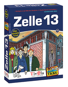 Zelle 13, 1 CD-ROM in Minibox | Dodax.at
