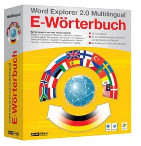 Word Explorer 2.0 Pro Multilingual E-Wörterbuch, 1 CD-ROM | Dodax.ch