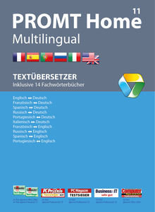 PROMT Home 11 Multilingual, DVD-ROM | Dodax.ch