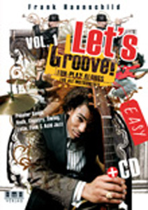 Let's Groove!, m. Audio-CD. Vol.1 | Dodax.ch