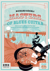 Masters of Blues Guitar, m. Audio-CD | Dodax.ch