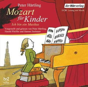 Mozart für Kinder, 1 Audio-CD | Dodax.at