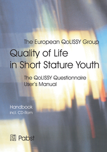 Quality of Life in Short Stature Youth, w. CD-ROM | Dodax.ch