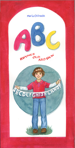 ABC Rhymes Old and New   Dodax.pl