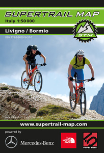 Supertrail Map Bormio / Livingo | Dodax.pl