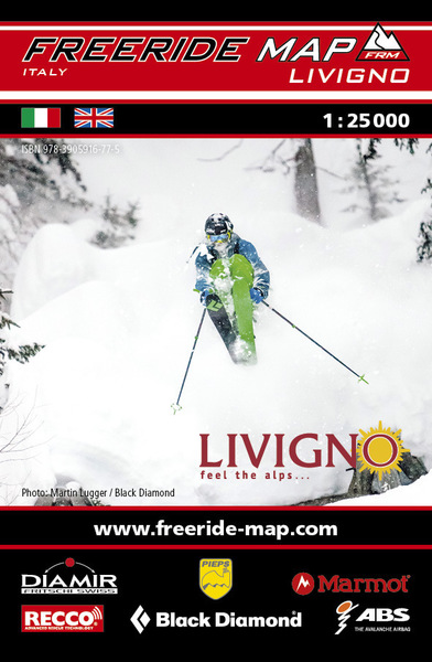Freeride Map Livigno | Dodax.at