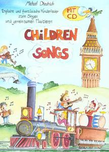 Children's Songs, m. Audio-CD | Dodax.ch