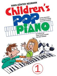 Children's Pop Piano 1 | Dodax.pl