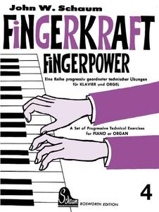 Fingerkraft. Fingerpower. H.4 | Dodax.at