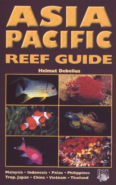 Asia Pacific Reef Guide   Dodax.at