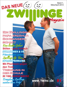 Das neue Zwillinge Magazin März/April2013 | Dodax.at