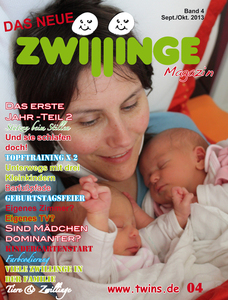 Das neue Zwillinge Magazin Sept.Okt. 2013 | Dodax.at