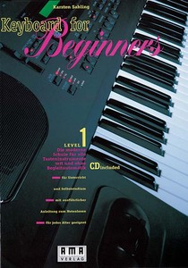 Keyboard for Beginners, m. Audio-CD. Bd.1 | Dodax.at