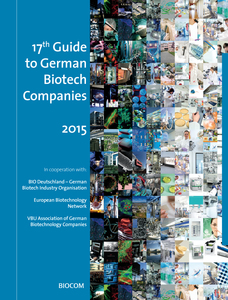 17th Guide to German Biotech Companies 2015 | Dodax.at