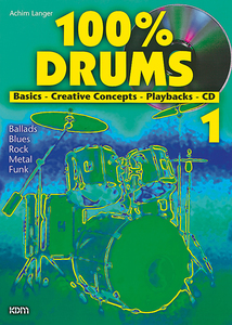 100% Drums / 100% Drums Band 1 | Dodax.at