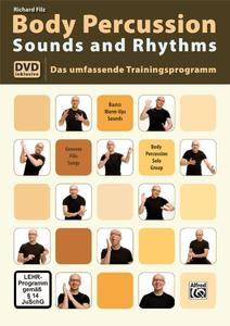 Body Percussion. Sounds and Rhythms, m. DVD | Dodax.at