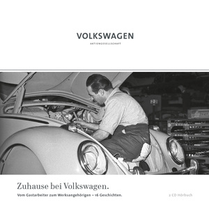 Zuhause bei Volkswagen, 2 Audio-CDs | Dodax.at