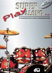 Super Play Along, Drums, m. Audio-CD | Dodax.ch