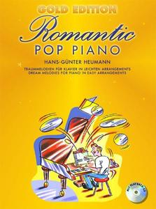 Romantic Pop Piano, Gold Edition, m. Audio-CD | Dodax.ch