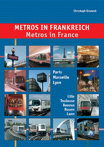 Metros in Frankreich /Metros in France | Dodax.pl