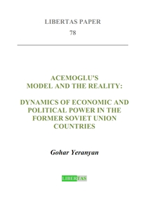 Acemoglu's Model and the Reality: Dynamics of Economic and Political Power in the Former Soviet Union Countries | Dodax.co.uk