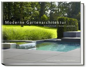 Moderne Gartenarchitektur – minimalistisch - formal - puristisch | Dodax.co.uk