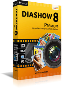 AquaSoft DiaShow 8 Premium, CD-ROM | Dodax.ch