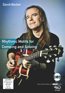 Rhythmic Motifs for Comping and Soloing, DVD u. Begleitheft | Dodax.at