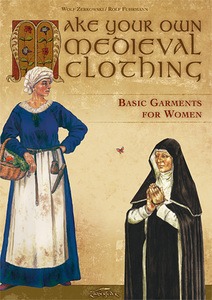 Make your own medieval clothing - Basic garments for Women | Dodax.pl