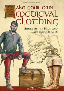 Make your own medieval clothing - Shoes of the High and Late Middle Ages   Dodax.pl