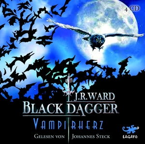 Black Dagger, Vampirherz, 4 Audio-CDs | Dodax.ch