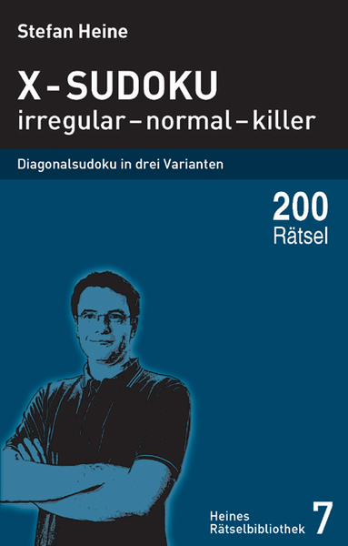 X-Sudoku - irregular - normal - killer | Dodax.pl