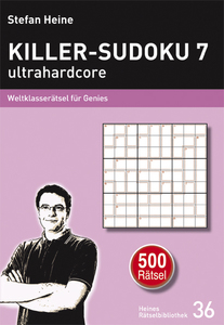 Killer-Sudoku. Bd.7 | Dodax.at