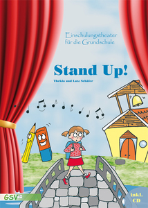 Stand up!, m. Audio-CD   Dodax.at