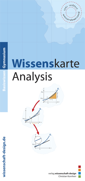Wissenskarte Analysis | Dodax.at