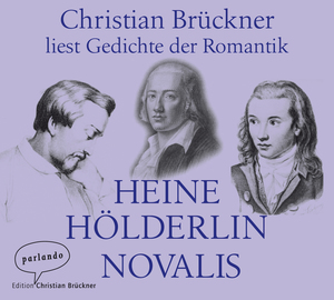 Christian Brückner liest Gedichte der Romantik, 3 Audio-CDs | Dodax.at