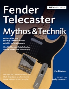 Fender Telecaster - Mythos & Technik | Dodax.at