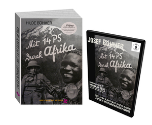 Mit 14 PS durch Afrika, m. DVD | Dodax.at
