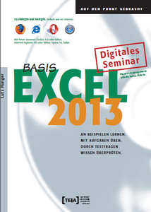 Excel 2013 Basis, CD-ROM | Dodax.at