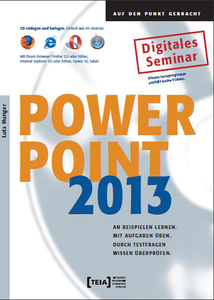 PowerPoint 2013 Basis, CD-ROM | Dodax.at