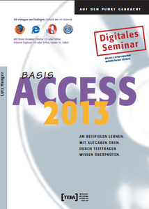 Access 2013 Basis, CD-ROM | Dodax.at