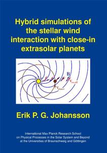 Hybrid simulations of the stellar wind interaction with close-in extrasolar planets | Dodax.ch