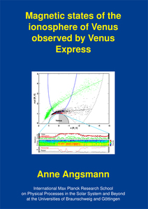 Magnetic states of the ionosphere of Venus observed by Venus Express | Dodax.ch