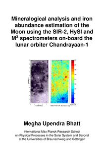 Mineralogical analysis and iron abundance estimation of the Moon using the SIR-2, HySl and M3 spectrometers on-board the lunar orbiter Chandrayaan-1 | Dodax.ch