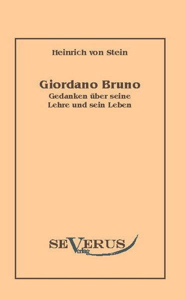 Giordano Bruno | Dodax.at